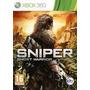 Sniper Ghost Warrior X360 Nuevo