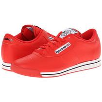 Zapatos rojos Reebok para hombre 7NYNHxJRIS