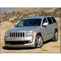 Facia Deportiva Jeep Grand Cherokee Srt8 05 06 07 08 09
