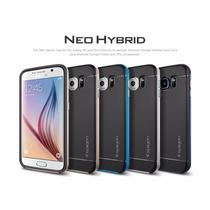 Galaxy S6 Funda Spigen Neo Hybrid Sgp Codigo De Autenticidad