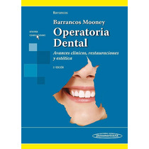Barrancos Operatoria Dental 2015 !originales!