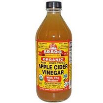 Bragg Vinagre De Manzana Orgánica Raw - 32 Fl Oz