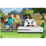 Paquete Xbox One S 500gb+minecraft + Halo5 +2 Controles