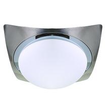 Tecnolite Ptl-1950/s Luminario Techo Cuadrado, Doble Bisel