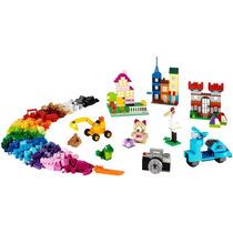 Lego - Bricks 10698 - Caja De Bricks Creativos Grande Lego