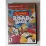 Ps2 Playstation The Simpsons Road Rage Videogame Tv Show