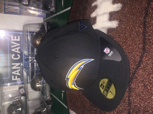 Los Angeles Chargers Nfl Gorra New Era 100% Original 8f92145bd72
