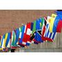 Lote 9 Banderas90x150cm De Países Con Envío, Pregunta Países