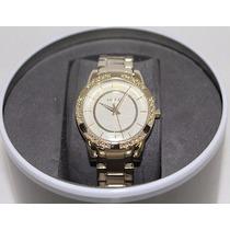 Reloj Relic By Fossil Dama Payton Gold-tone