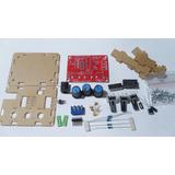Kit Generador De Funciones Xr2206 Electrónica Estudiante