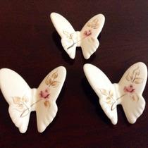 Placas De Mariposas Para Pared $450
