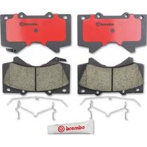 Balatas Brembo (d) Toyota Sequoia Sr5, 3urfe Desig. 09-12