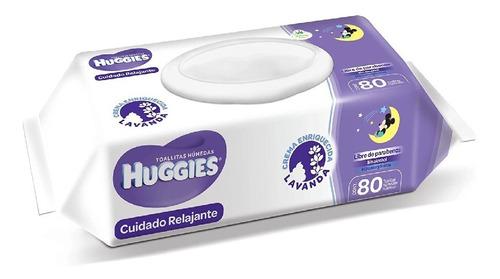 Huggies Cuidado Relajante Toallitas Húmedas 1440 Pz -18 Pack