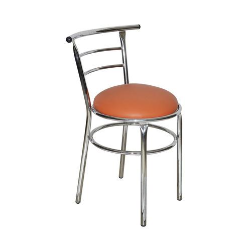 Set 4 sillas para restaurante bar cageteria cocina terraza for Sillas para terraza bar