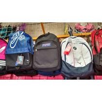 Mochilas Hombre Escolar Varias Marcas Adidas Puma Nike Dama