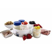 Maquina Preparar Yogurt Griego Oster Porciones Individuales