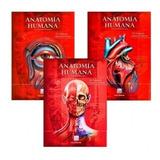 Quiroz-anatomía Humana 3 Volúmenes Impreso
