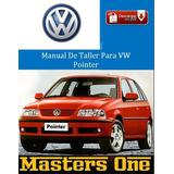 Manual De Taller Para Vw Pointer 1998 - 2008