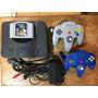 Consola Nintendo 64 / N64 Completa A Meses Sin Intereses