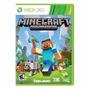 Minecraft Xbox 360 Nuevo Y Sellado.