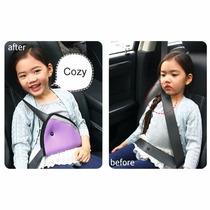 Ajustador De Cinturón De Seguridad Para Niños Viajes En Auto