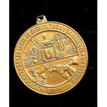Medalla Exposicion Ganadera