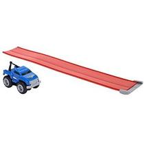 Max Tow Truck Mini Camiones Remolque Carrocería Azul