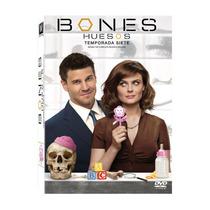 Dvd Bones: Septima Temporada : Emily Deschanel
