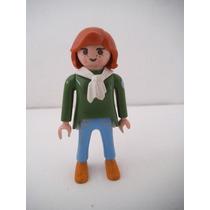 Figura Mujer Del Acuario Playmobil