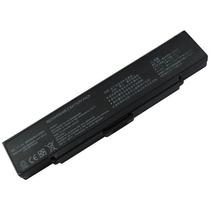 Bateriapilasonyvaiobps9vgn-cr20 Negra 6celdas