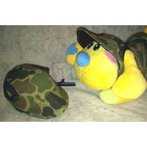 Gorrita Cachucha Militar Para Perritos Talla 1 A 3 Camuflage