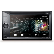 Pantalla Doble Din Sony Xav-w650bt Con Bluetooth Usb