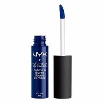 Nyx Labial Matte Color Moscow Azul