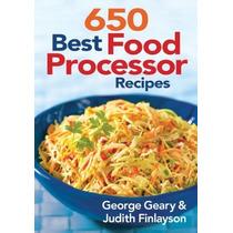 650 Las Mejores Recetas De Procesador De Alimentos