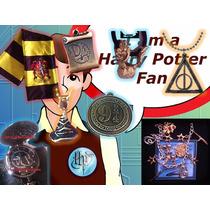 Paquete Fan 2 Harry Potter Bufanda Giratiempo Pergamino Igo!