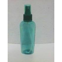 Botella Envase Pet 150 Ml Atomizador Color Verde