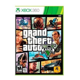 Grand Theft Auto V - Gta V Gta 5 - Xbox 360 Nuevo Sellado