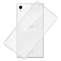 Funda Tpu Sony Z5 Compact E5803 E5823 Transparente