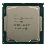 Procesador Intel Core I7-7700k 4 Núcleos 64 Gb