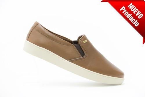 e1d41cf0 Flexi Dama Zapatos Comodos 33502 Café Originales en venta en Chalco ...