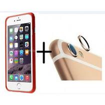 Bumper + Aro Anillo Para Iphone 6 Plus, 6s Plus!