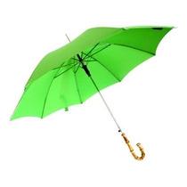 Sombrilla Señoras Bamboo Umbrella Green Light