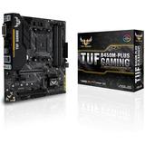 Motherboard Am4 Tuf B450m-plus Gaming Tarjeta Madre Asus Amd Ddr4