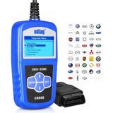 Escáner Obd2 Udiag Cr600 Lector De Código Para Automóvil