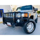 Hummer H3 5.3 Adventure Mt 2007 Autos Usados Puebla