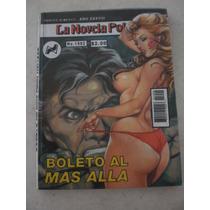 La Novela Policiaca - Boleto Al Más Alla #1992