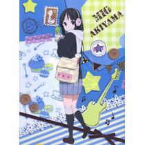 Folder Plstic Mio Aki K-on! Lawson Y2322 4 Envio Gratis Dhl