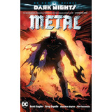 Dc Comics Deluxe Dark Nights: Batman Metal Nuevo Y Sellado