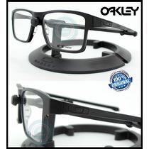 Armazon Oftalmico Oakley Chamfer 2.0 Ox8040-0154 Satin Black