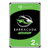 Disco Duro Interno Seagate Barracuda St2000dm008 2tb